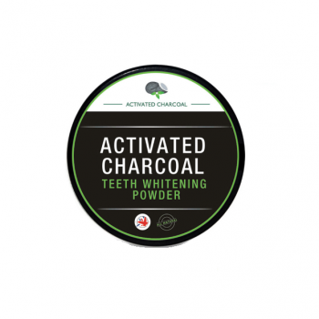 Total Whites Natural Organic Bamboo Activated Charcoal